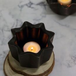 [H-8cm 한국양초공예협회] 허리케인 캔들 제작용 몰드(높이 : 8cm)